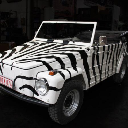 À VENDRE VW 181 Civil 1970