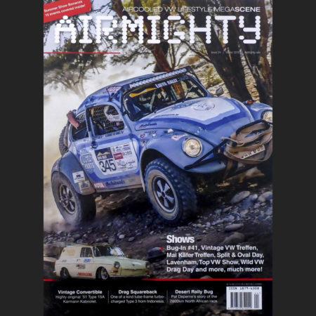 AIRMIGHTY : Libya Rallye 2016