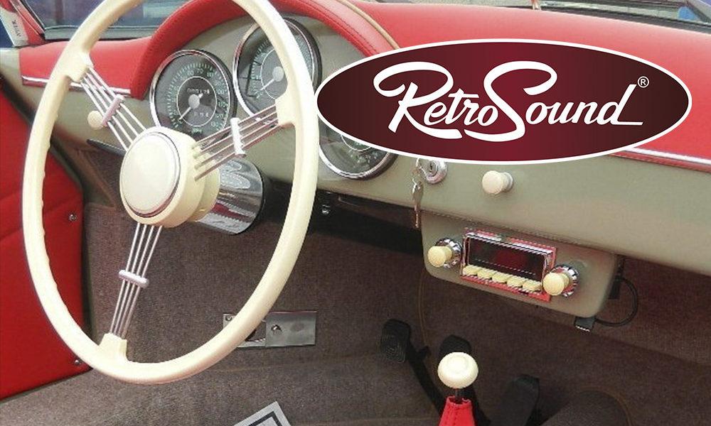 Retro Sound : Auto-radio Vintage