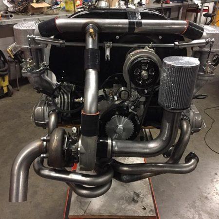 Moteur Turbo CB