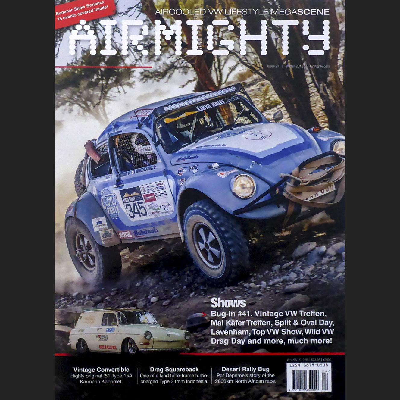 Airmighty Libya Rallye 2016