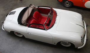Restauration : Speedster 1956