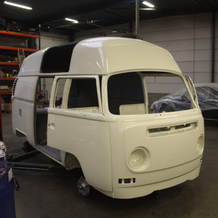 Restauration Bus High Roof