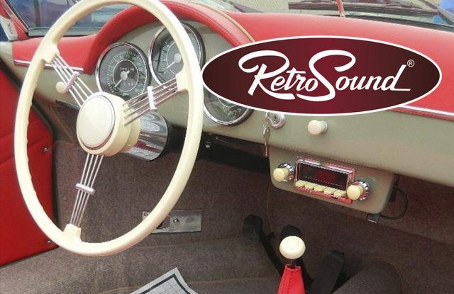 RetroSound : Auto-radio Vintage