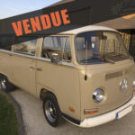 À VENDRE : Combi VW Bay Window de luxe 1970