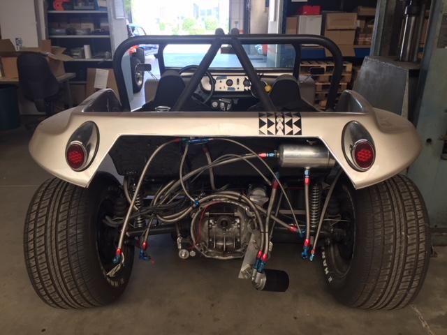 "Buggy Turbo ""work in progress"""