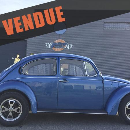 À VENDRE : VW Cox 1300 de 1972