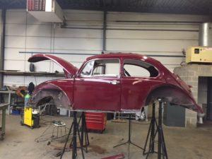 Réparation Cox 1200 de 1970 – PART1