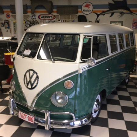 À VENDRE : VW Combi 13 fenêtres De Luxe de 1967