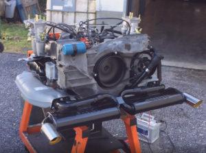 Suite 5 du projet carrosserie d'un combi de 1974 US