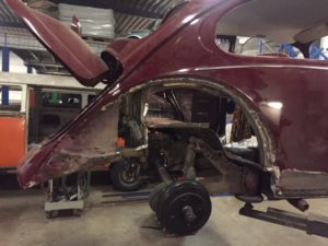 Suite réparation Cox 1200 de 1970 – PART2