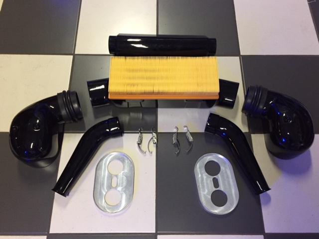 Nouvelles pièces : boite à air pour kit carbu