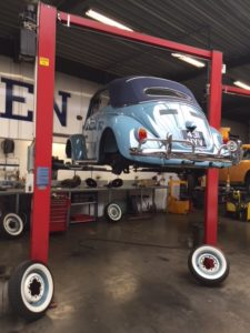 Check-up complet Cabriolet 1962
