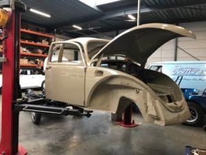 Projet Cox OFFROAD Savannah beige – PART6