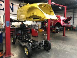 Projet Cox Cabriolet 1970 – PART9