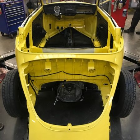 Projet Cox Cabriolet 1970 – PART10