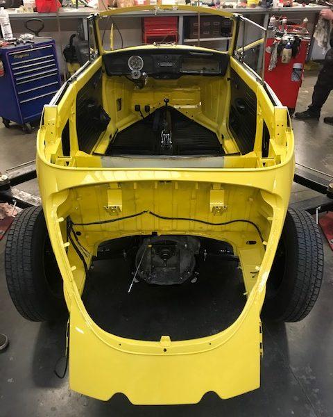Projet Cox Cabriolet 1970 - PART10