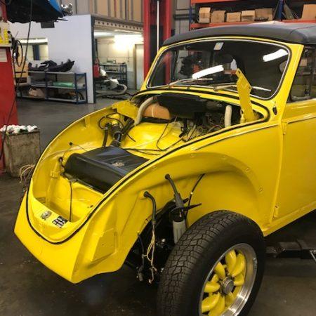 Projet Cox Cabriolet 1970 – PART11