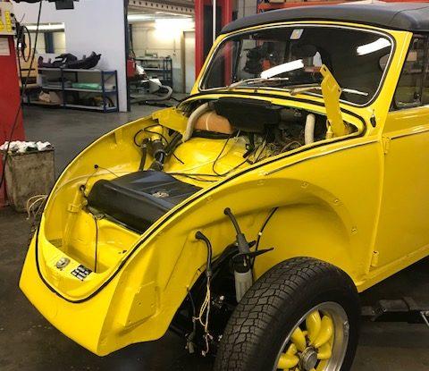 Projet Cox Cabriolet 1970 - PART11