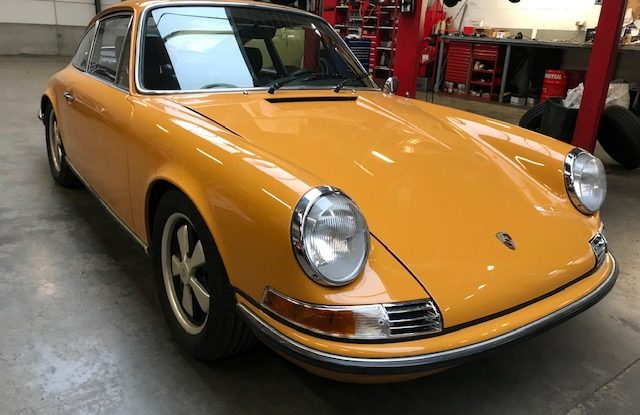 Remplacement Boîte Porsche 912