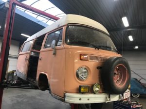 Projet restauration Combi Devon 1979- PART1
