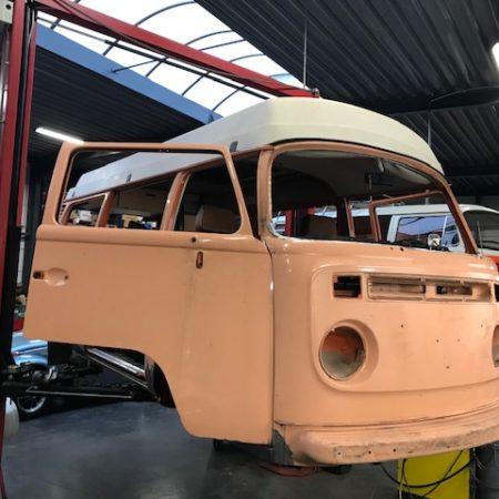 Projet restauration Combi Devon 1979- PART3