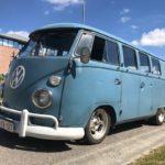 À VENDRE : Combi Split 1966