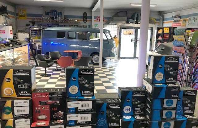 Nouveauté : Eclairage LED haute qualité pour véhicules anciens