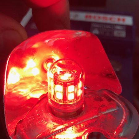 Ampoule LED rouge – Pour feux antibrouillard