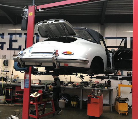 Révision mécanique 356 BT5