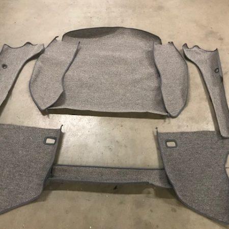 OCCAZ' : Kit tapis pour VW Cox Cabrio 1965/68