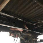 Projet de restauration : Combi Bay Window de 77 ex US – PART 3