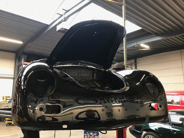Projet de restauration 356 Speedster '58 - PART 2