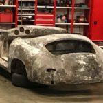 Projet de restauration 356 Speedster '58 – PART 3