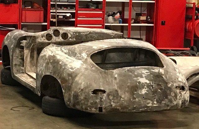 Projet de restauration 356 Speedster '58 - PART 3