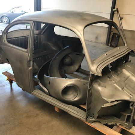 Projet de restauration d'une 1300 de 1973 – PART 2