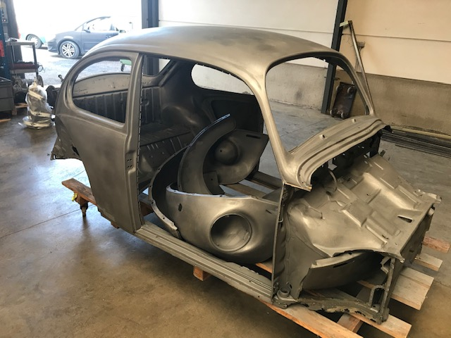 Projet de restauration d'une 1300 de 1973 - PART 2