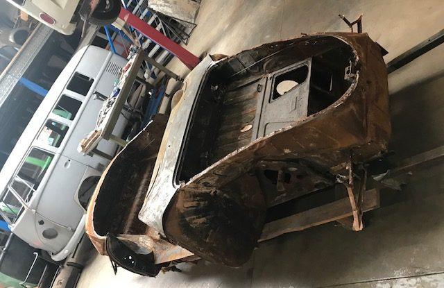 Projet de restauration 356 Speedster '58 - PART 4