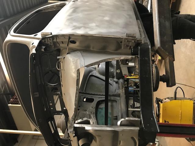 Projet de restauration d'une 1300 de 1973 - PART 3