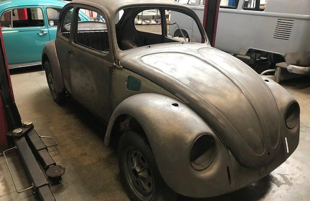 Projet de restauration d'une 1300 de 1973 - PART 5