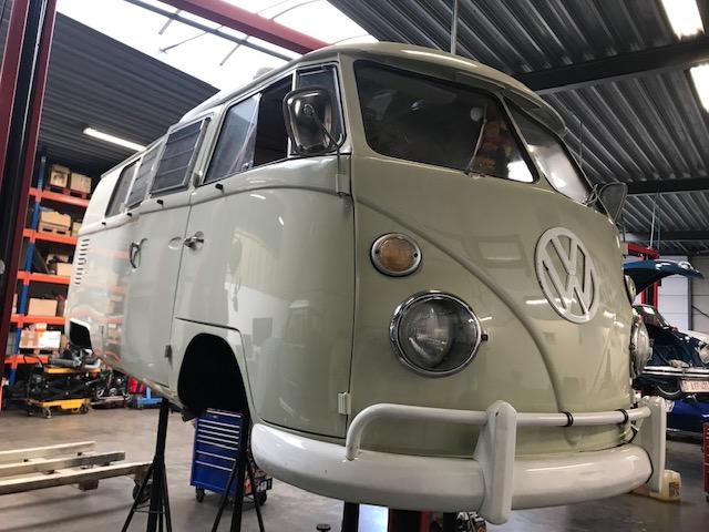 Bus 65 Westfalia