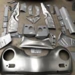 Projet de restauration 356 Speedster '58 – PART 5