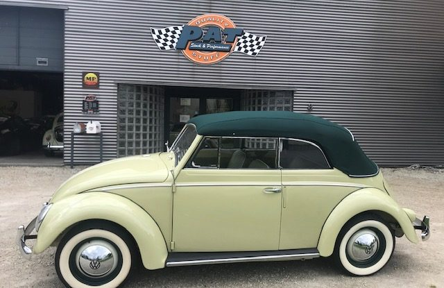 Coccinelle Cabriolet 1958