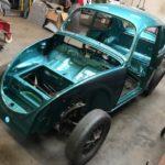 Projet de restauration d'une 1300 de 1973 – PART 6