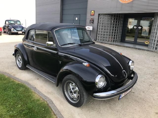 À VENDRE : VW Coccinelle 1303 cabriolet 1973