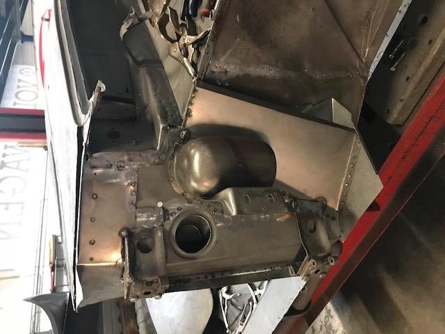 Projet de restauration 356 Speedster '58 - PART 6