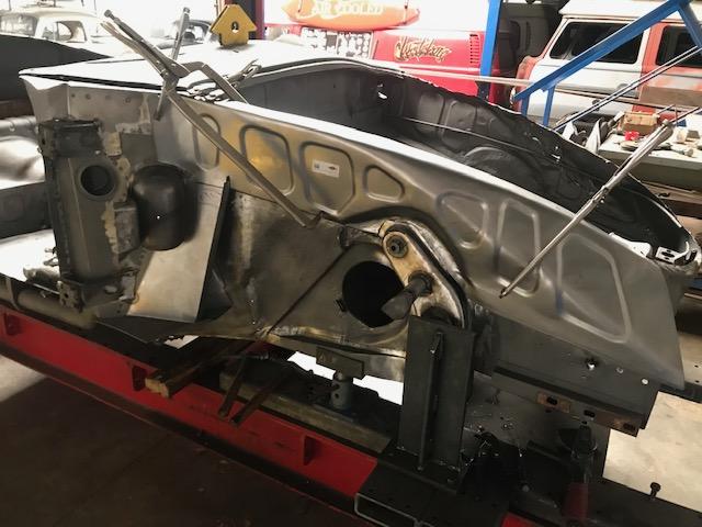 Projet de restauration 356 Speedster '58 - PART 7