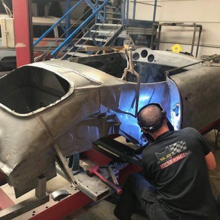 Projet de restauration 356 Speedster '58 – PART 8